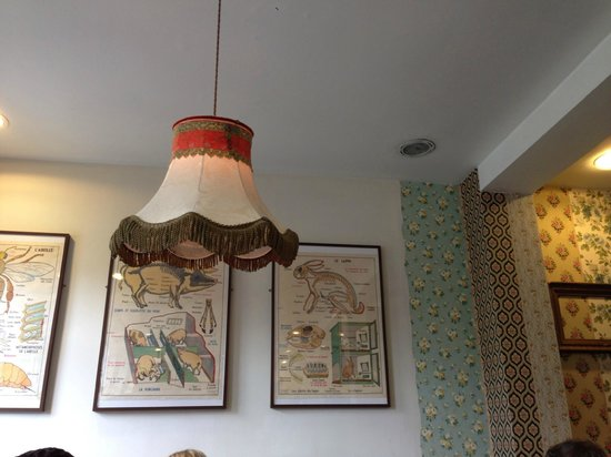 Avoca Interior with vintage posters and nice wallpaper & Pancakes - Picture of Avoca Dublin - TripAdvisor