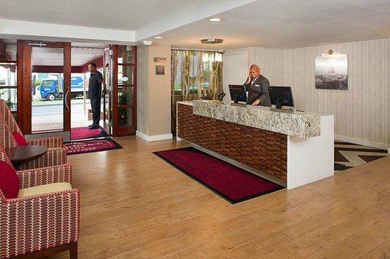 Residence Inn Washington, DC/Foggy Bottom : Arrival Experience