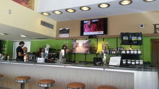 Newton's Paradise Cafe: Newtons
