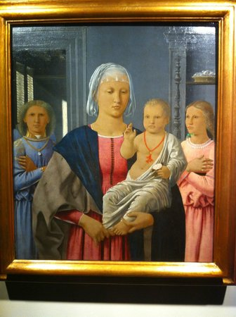 Palazzo Ducale : Piero della francesca