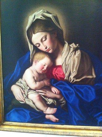 Palazzo Ducale : Madonna con Bambino
