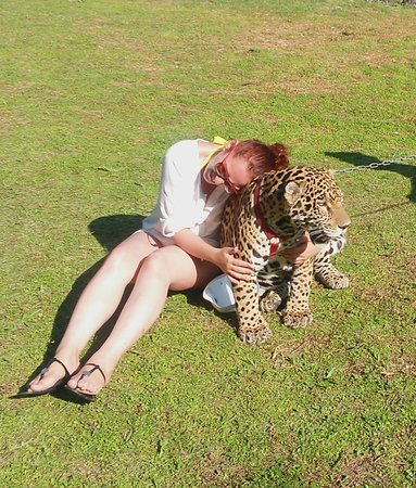 Little French Key: Simba and I...IM SO HAPPY!!! LOL