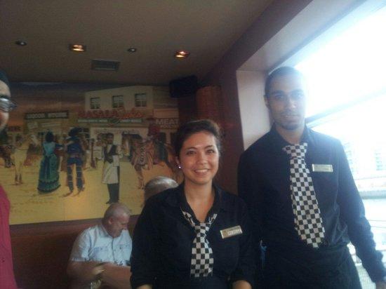 Ashoka @ The Quay: Great staff x