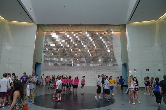 National Museum of American History : Entrance hall