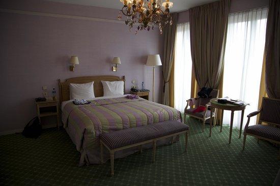Hotel Metropole: Room 205