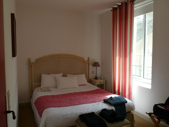 Le Clos Saint Martin : La chambre