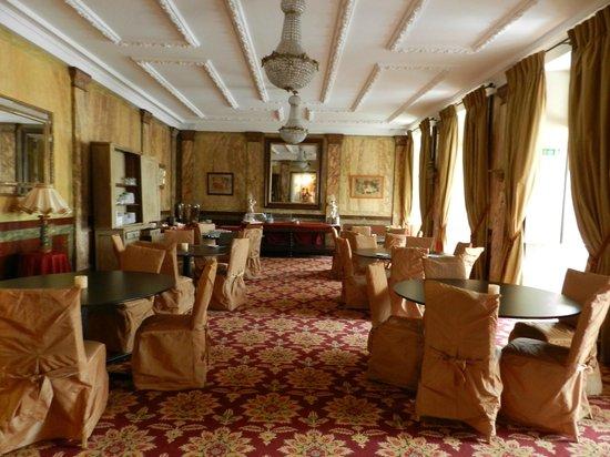 Le Clos Saint Martin : Salle du petit déjeuner