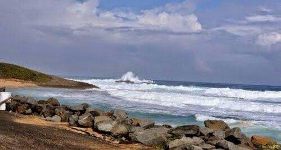 Loiza Aldea: Vista su hermosa de su costa
