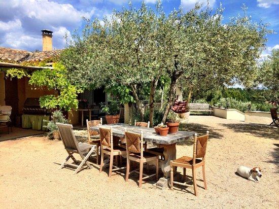 Chez Soi en Luberon : Garden