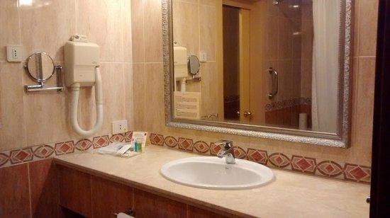 Hotel Reina Isabel: BAÑO