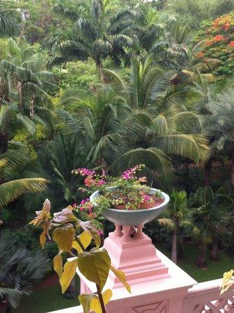The Leela Palace Bengaluru: room view