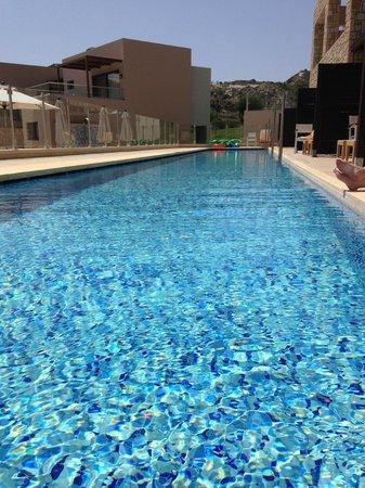 Puravida Resort Blue Lagoon: The suite's pool