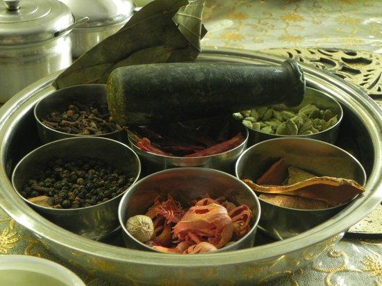 Gourmet Desire : Massala