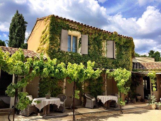 Chez Soi en Luberon : Main house