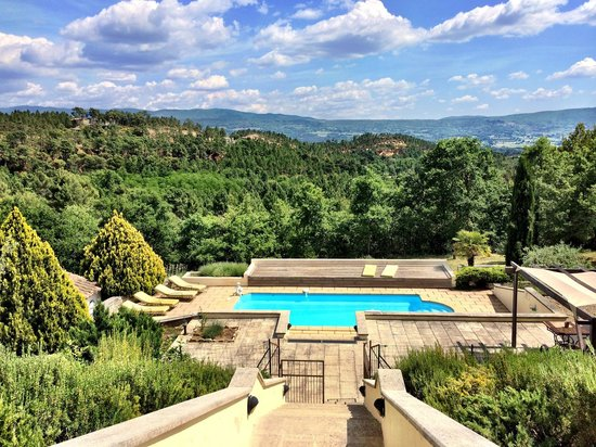 Chez Soi en Luberon : Pool