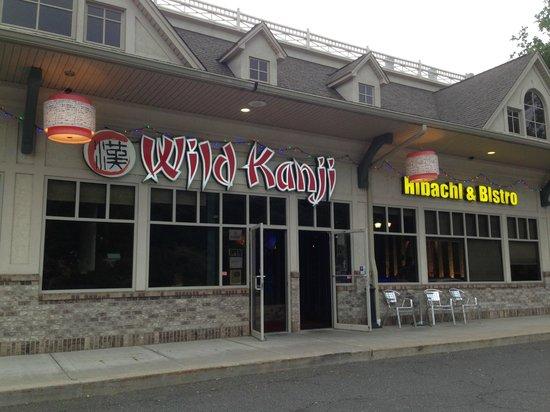 Wild Kanji @ 514 Bridgeport ave, Shelton, CT