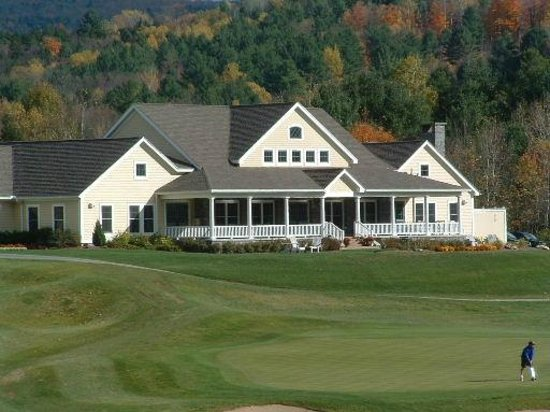 Waterbury Center, VT: The Clubhouse