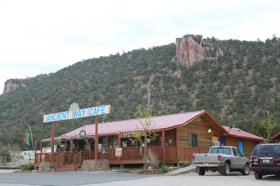 El Morro RV Park & Cafe: The Ancient Way Cafe