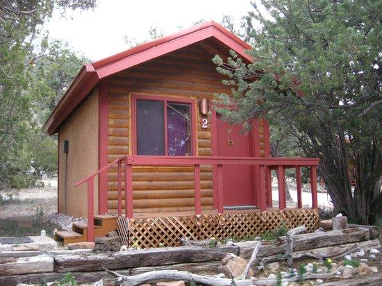 El Morro RV Park & Cafe: Deer Cabin