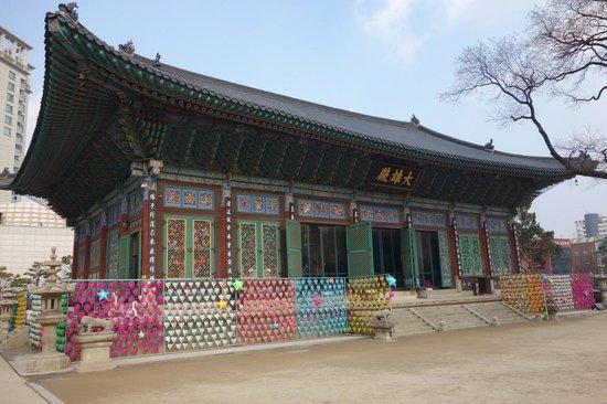 Jogyesa Temple: Main Temple