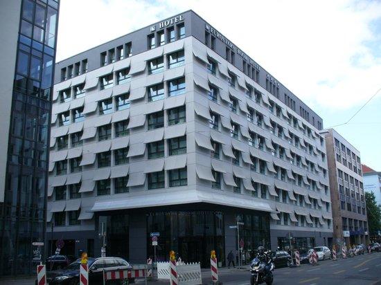 Eurostars Book Hotel: Fachada hotel