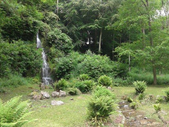 Hestercombe Gardens: Cascade