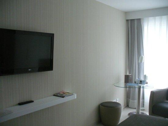 Eurostars Book Hotel: Habitación