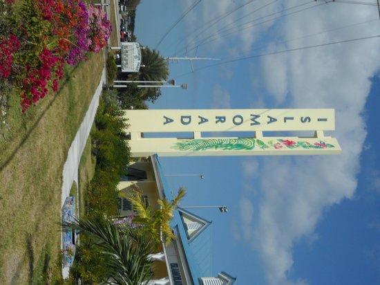 Island Grill: Islamorada, FL (good to be back)