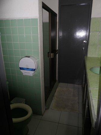 Managua Backpackers Inn: Bathroom