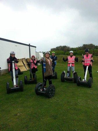 Cornwall Segway: Team Segway!