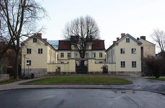 Hotel Hellstens Malmgard: Hellstens Malmgård at Christmas 2013