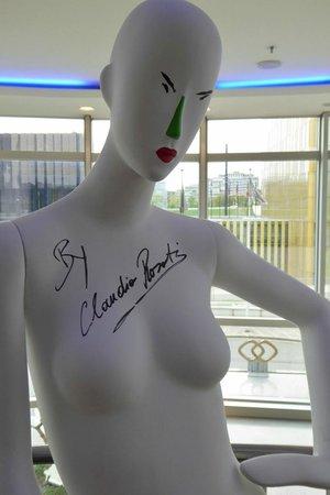 Sofitel Luxembourg Europe: Kunst im Hotel