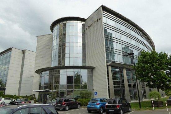 Sofitel Luxembourg Europe: Außenansicht