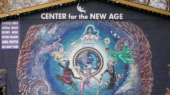 ‪Center for the New Age‬