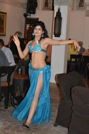 Restaurant Palais Arabe : Können und Ausstrahlung...