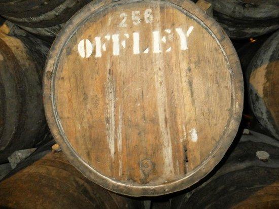 Offley Cellars : old stuff