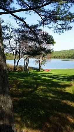 Lake Fanny Hooe Resort & Campground: Lake Fanny Hooe