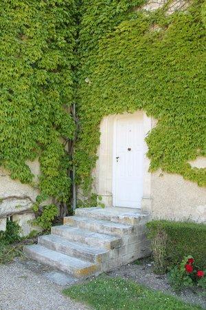 Chateau De La Cote: Ingresso della suite esterna nel torrione