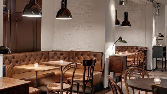 Ruby Sofie Hotel Vienna: Café