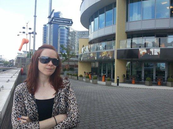 Crowne Plaza London - Battersea: Thank you Zsofia