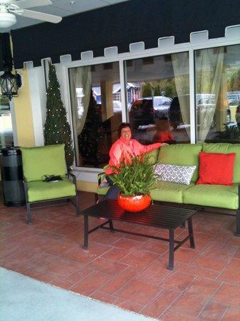 Hotel Rehoboth: Hotel Rehobeth Entrance