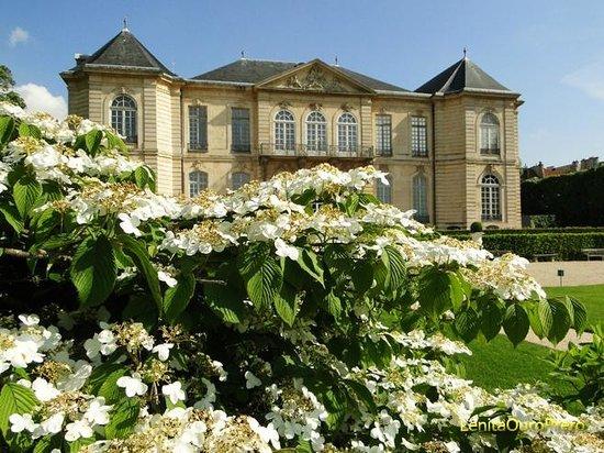 Musée Rodin : Museu Rodin na Primavera