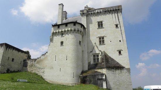 Château de Montsoreau : le chateau de Montsoreau