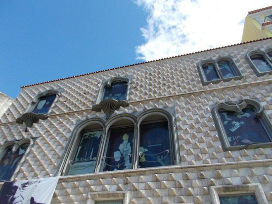 Fundacao Jose Saramago: Casa dos Bicos