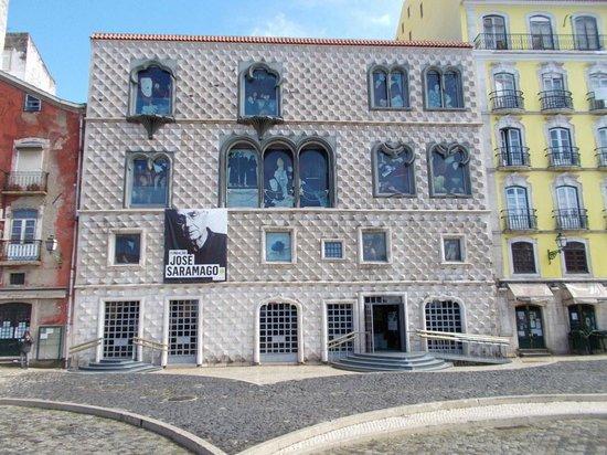 Fundacao Jose Saramago: Fondazione Saramago
