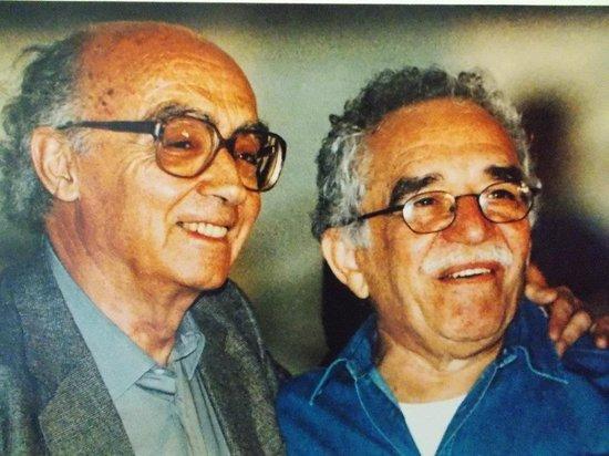 Fundacao Jose Saramago: José e Gabriel