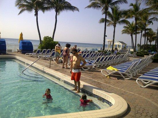 Ocean Sky Hotel & Resort : pileta