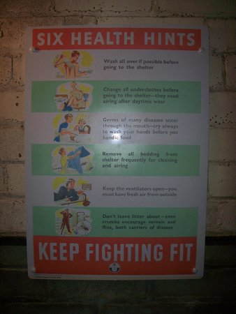 Stockport Air Raid Shelters: Air Raid Shelter