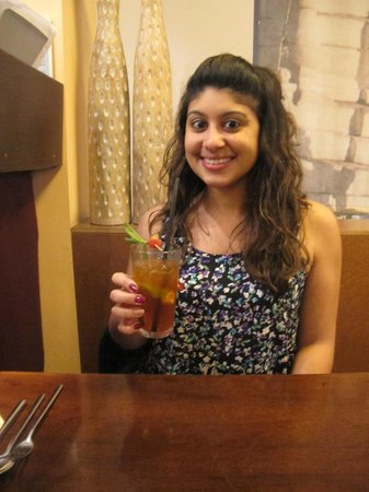 Thai Inside: delicious drinks
