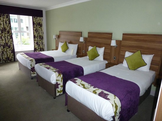 Maldron Hotel Galway : Chambre